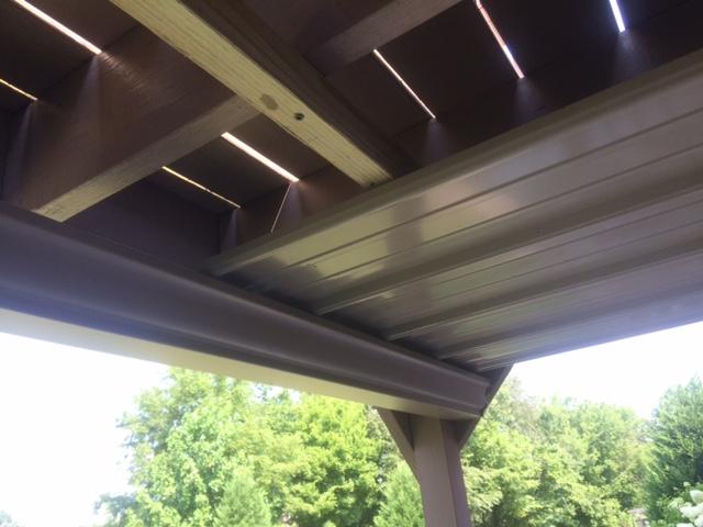 Under Deck Drainage System | Davis Home Improvement