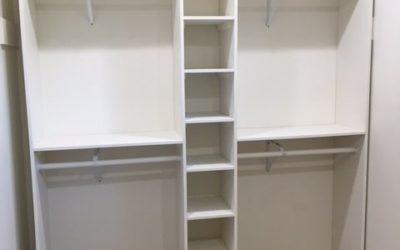 Master Closet/Pantry Components
