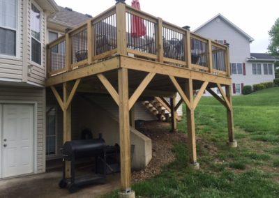Deck Re-Build Project